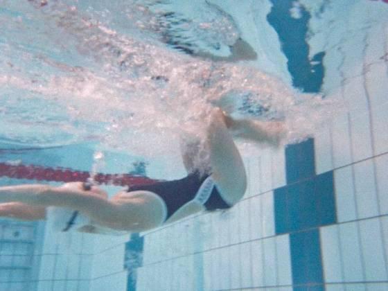 keerpunt zwemmen