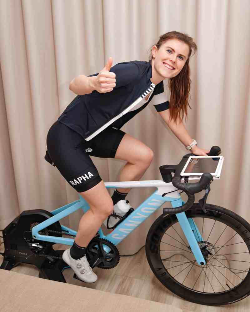 fietsen op tacx