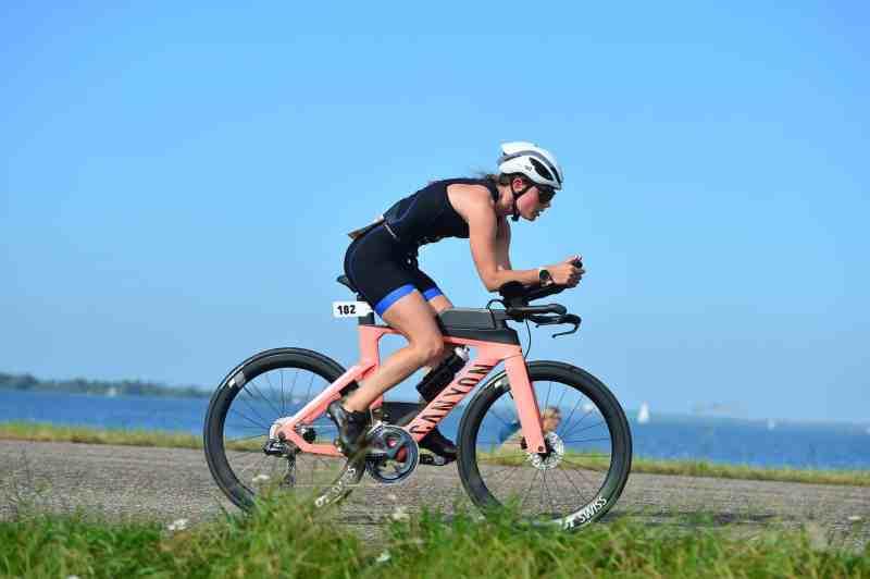 mijn eerste triathlon