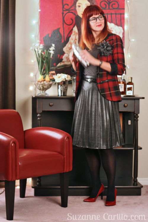 What to wear to a holiday cocktail party
