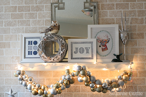 easy home decor ideas for christmas