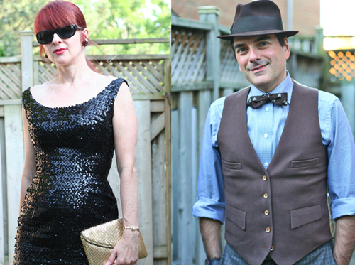How to wear vintage clothing for men and women