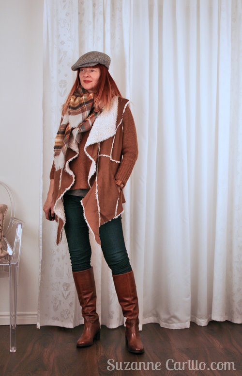 Layering tips for winter