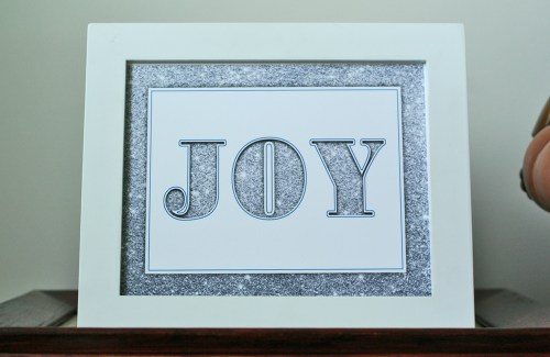 Joy wall art printable free by suzanne carillo