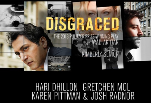 Broadway Play Disgraced NYC