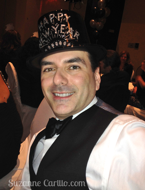 Robert Carillo New Year's Eve 2015