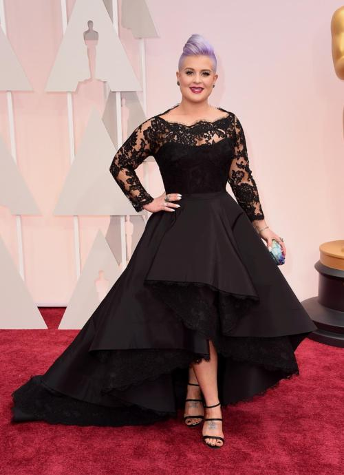 Kelly Osbourne Oscar Dress