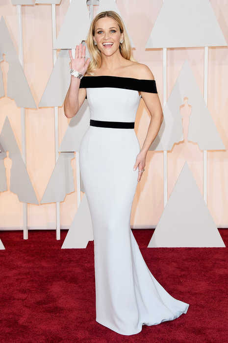 Reese Witherspoon Oscar dress 2015