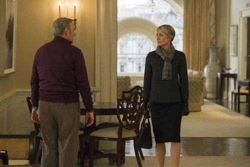 Claire Underwood Style House of Cards