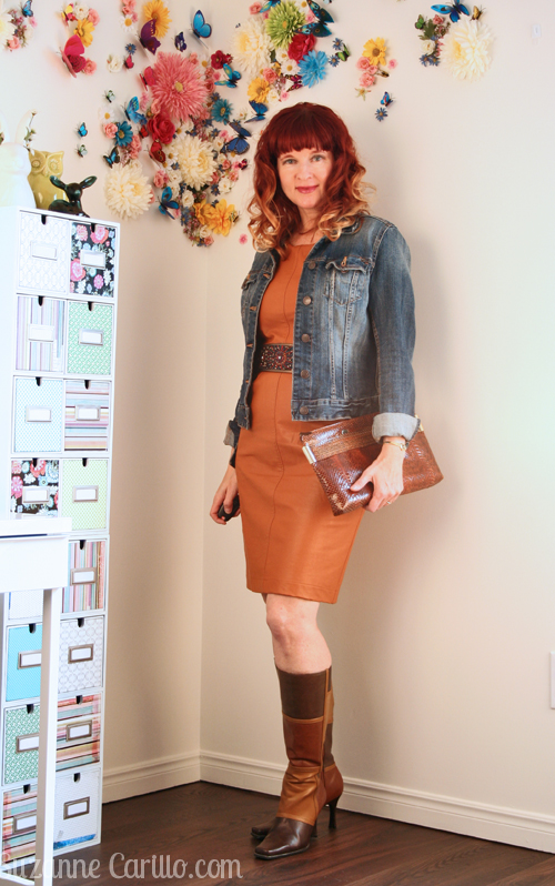 how to wear combat boots over 40