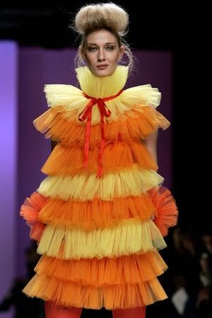 Piñata dress
