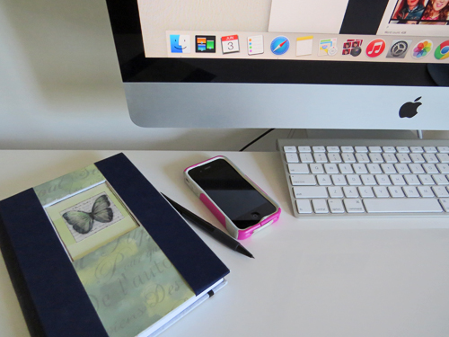 desk today