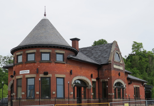 goderich train station