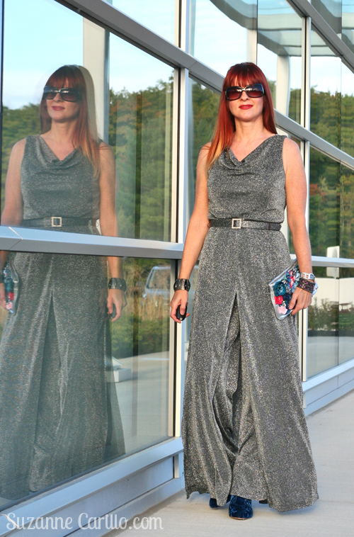 how to wear a vintage jumpsuit over 40 vintage clothing styled contemporary suzanne carillo