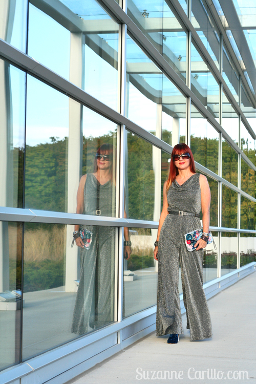 how to wear a vintage jumpsuit over 40 vintage clothing suzanne carillo