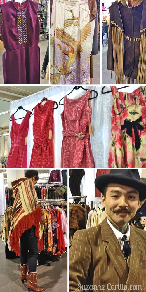 the toronto vintage show 2015 suzanne carillo