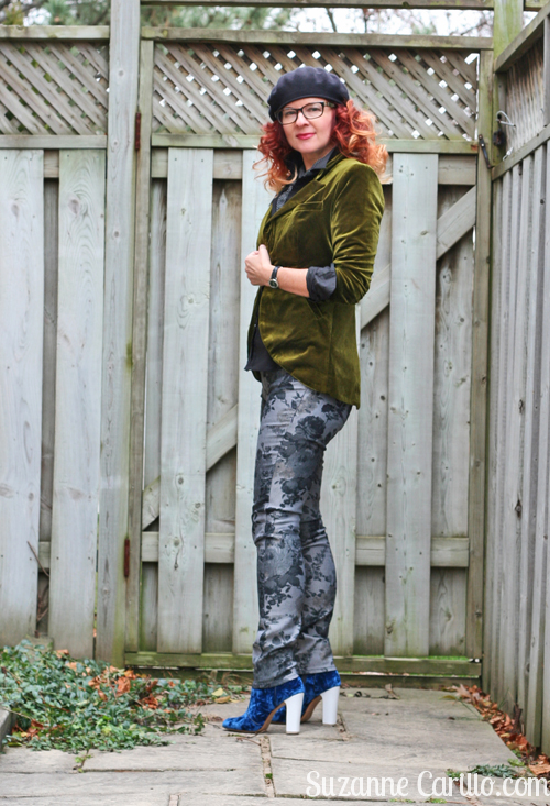 bold style for women over 40 suzanne carillo