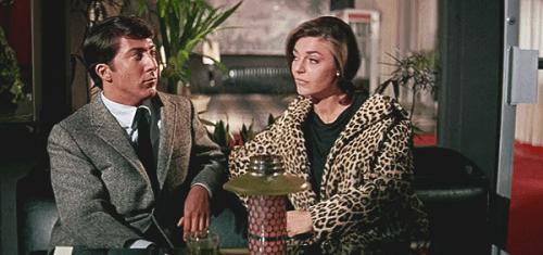 mrs robinson leopard coat