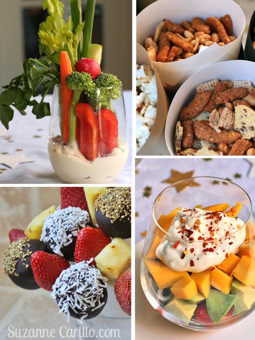 oscar party food ideas suzanne carillo