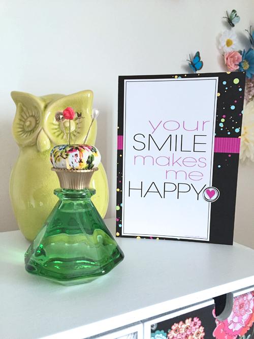 your_smile_makes_me_happy_suzannecarillo_card