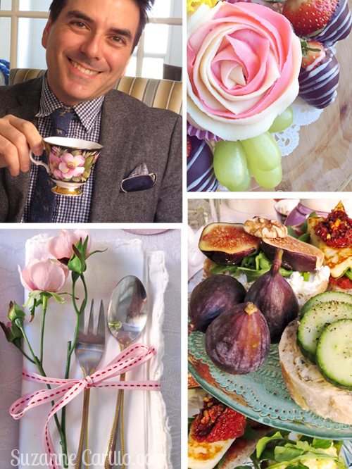 homemade high tea ideas suzanne carillo