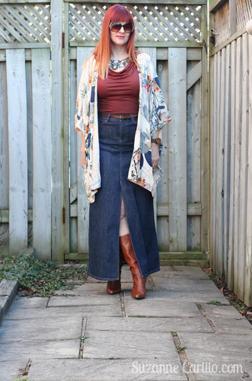 how to wear a kimono when you have a cuvy figure suzanne carillo
