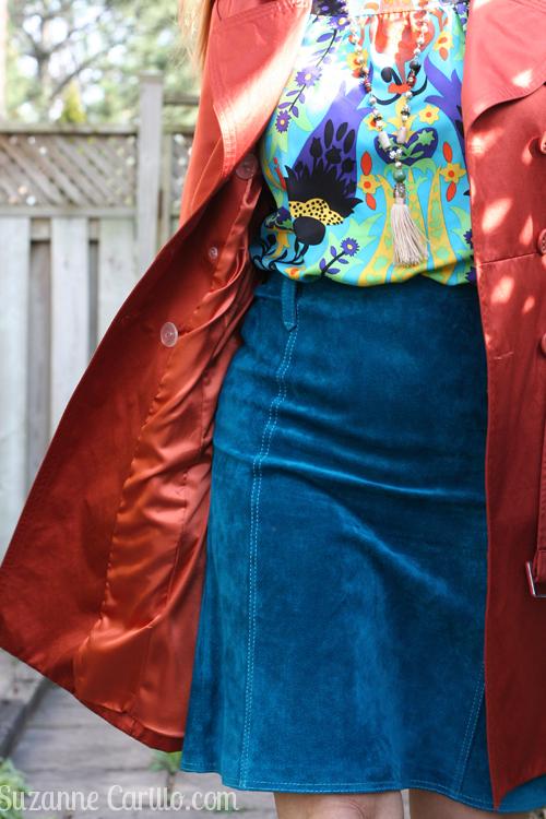 how to wear bold bright color over 40 suzanne carillo