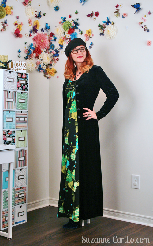 1970s maxi dress how to wear vintage over 40 suzanne carillo