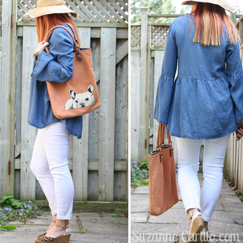 how to wear denim boho style over 40 suzanne carillo
