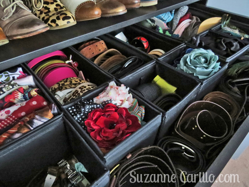 ikea drawer divider storage for accessories suzanne carillo