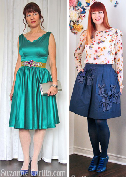 outfit ideas for high tea style for women over 40 suzanne carillo
