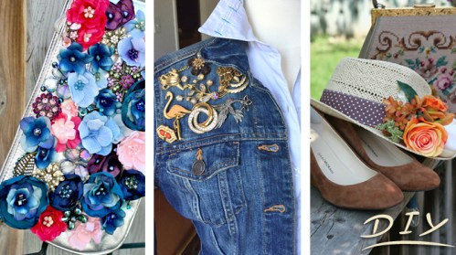 DIY projects suzanne carillo over 40 style