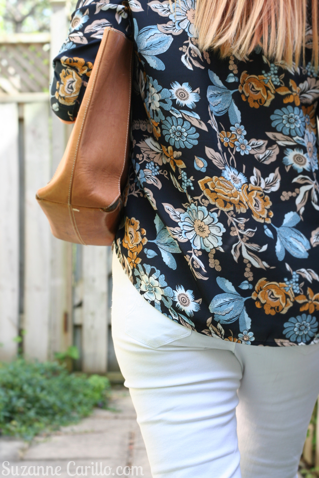 how to style white jeans over 40 suzanne carillo