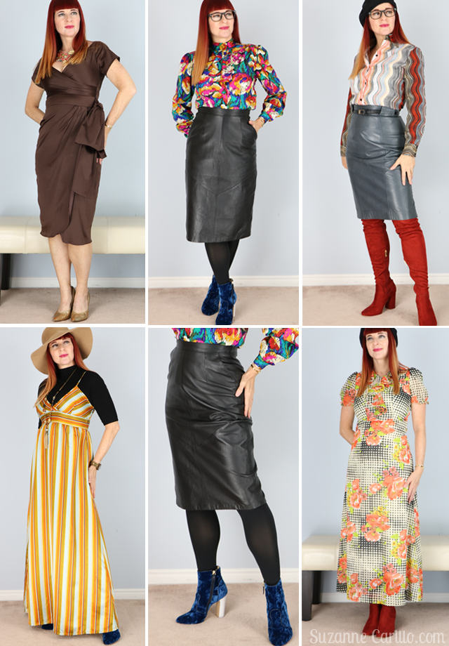 Fresh Vintage picks Monday Vintage style for women over 40