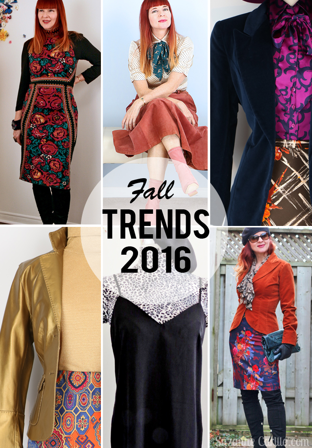 Fall trends 2016