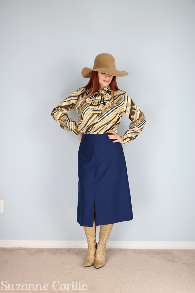 how to thrift right vintage style for women over 40 suzanne carillo