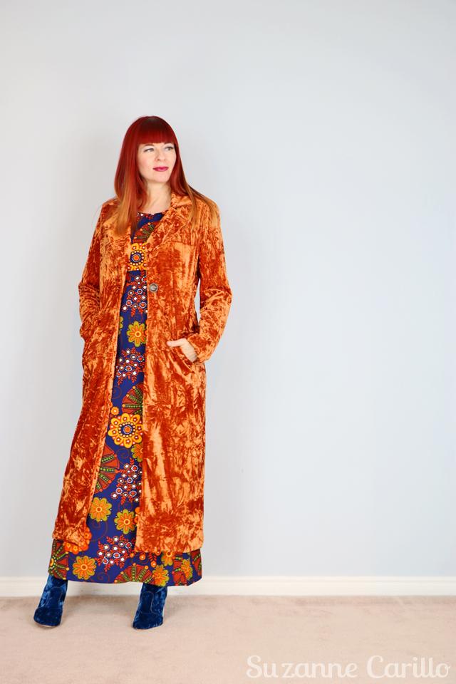 Friday Fresh Vintage Picks Bold Style Over 40 vintage maxi dress for sale