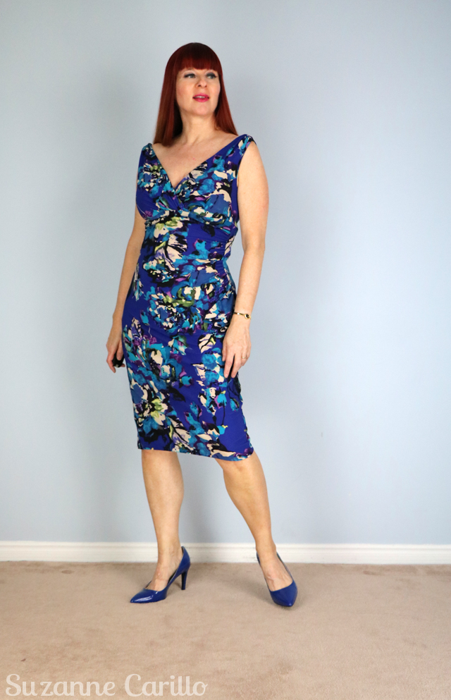 dress for a curvy figure suzanne carillo