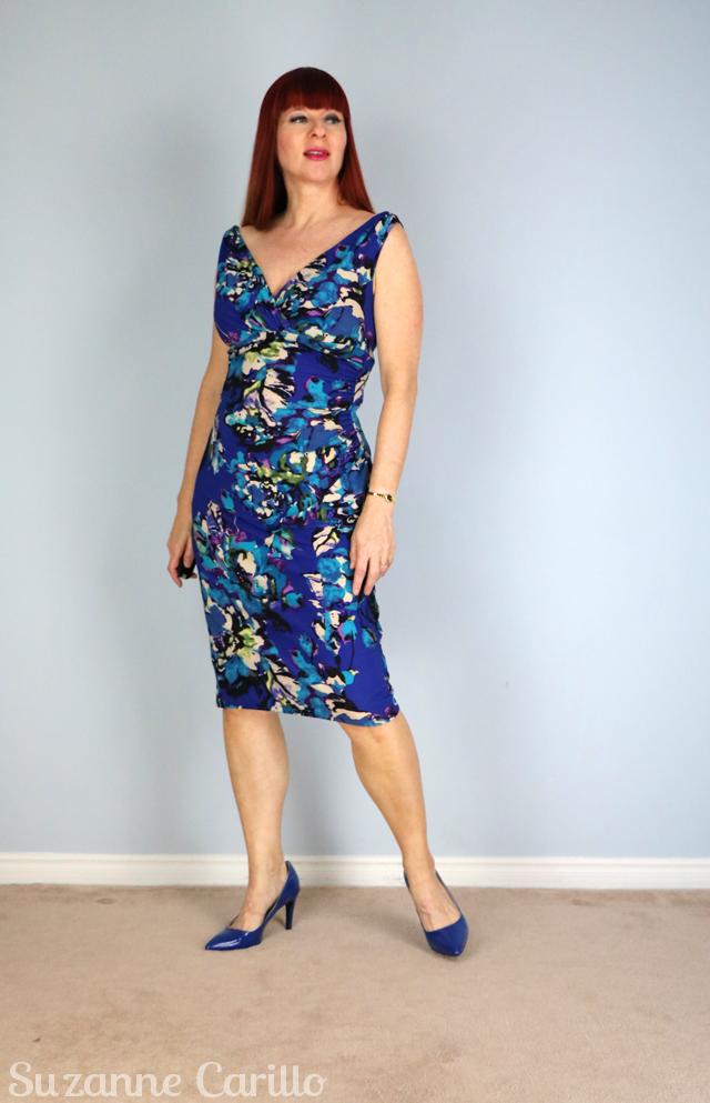 dress for a curvy figure suzanne carillo