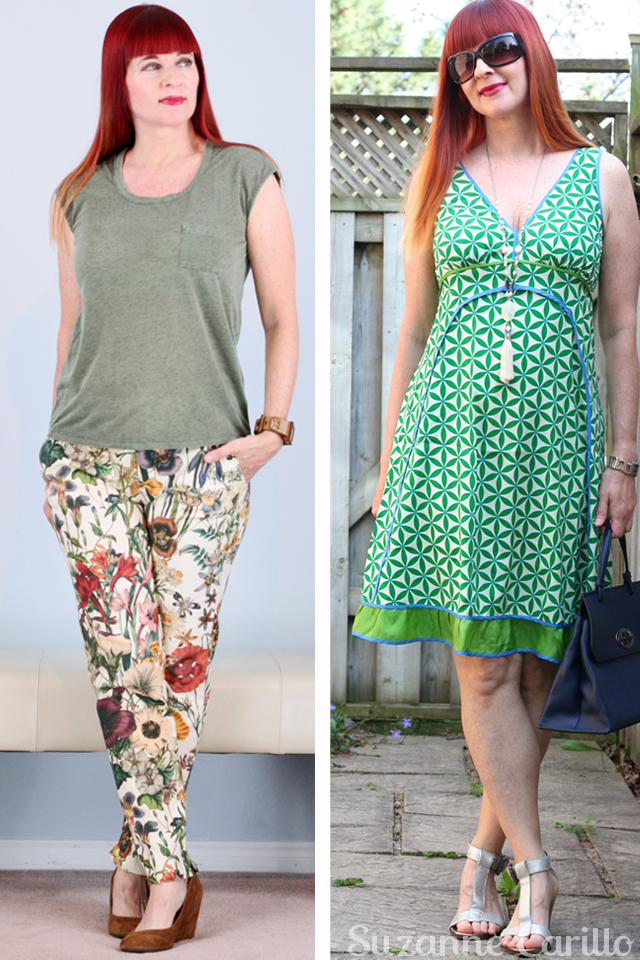 how to wear the colour green over 50 over 40 suzanne carillo