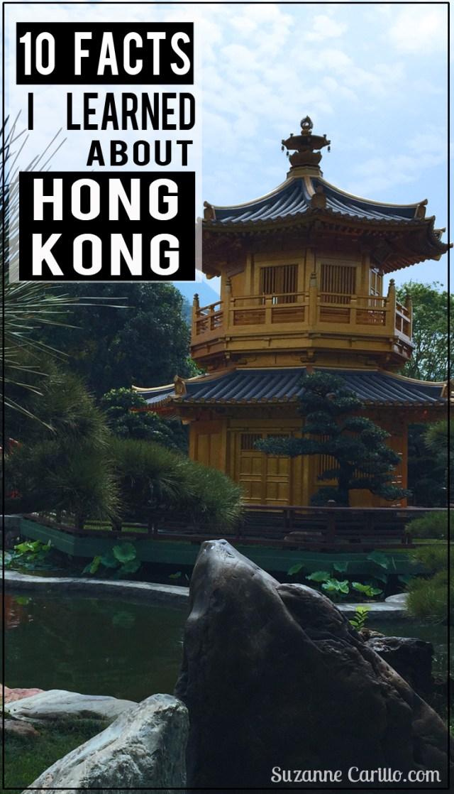 10 surprising facts about hong kong