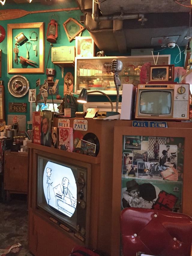 1950s restaurant hong kong