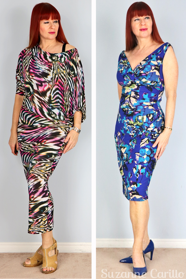 how to dress comfortable without surrendering style stretch dresses suzanne carillo over 40 style