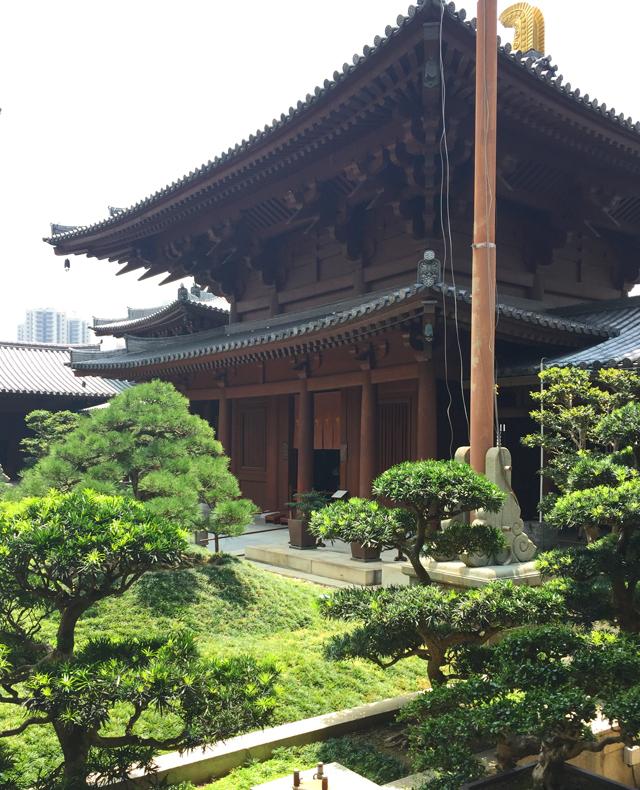 monestary hong kong