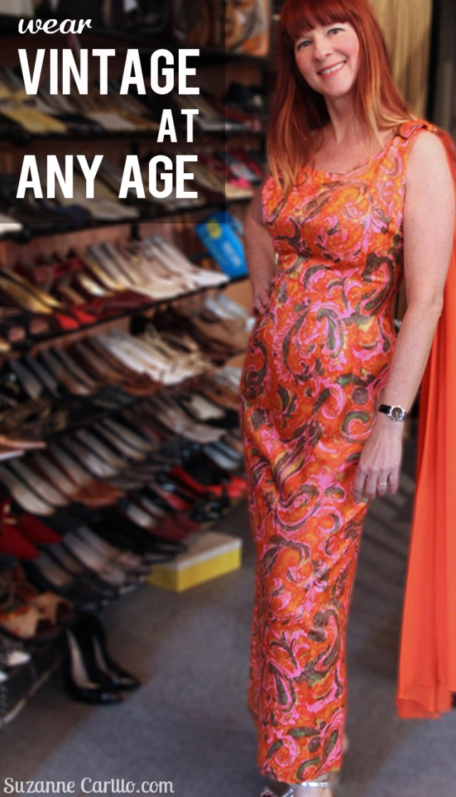 wear vintage at any age