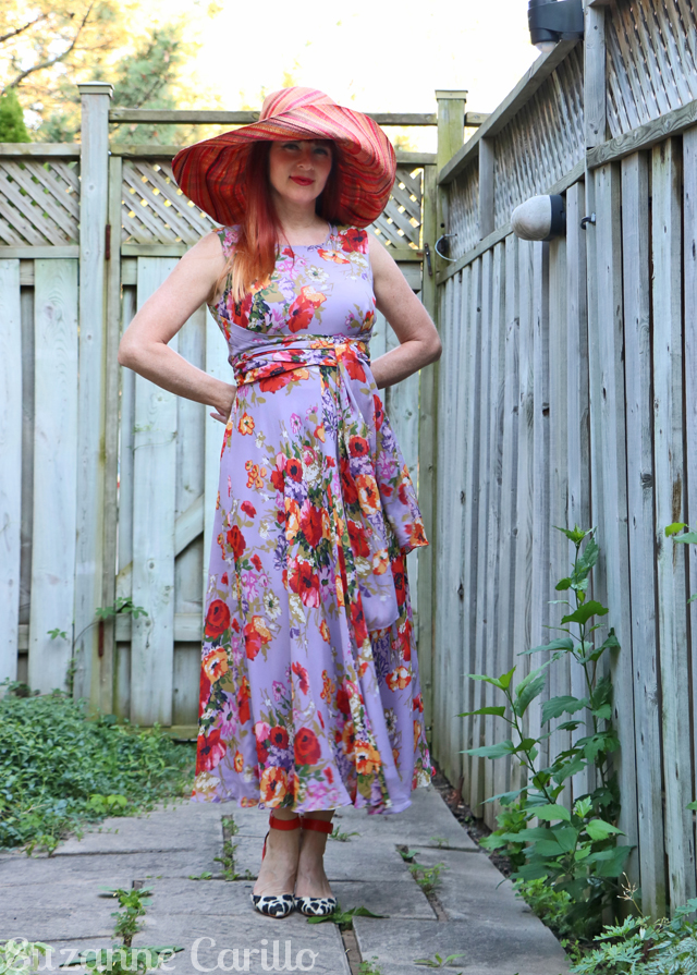what to wear to high tea thrift style over 50 suzanne carillo style