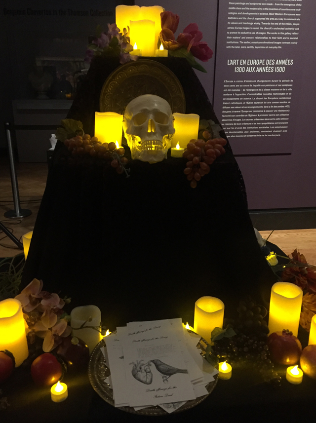 Museum of the Macabre An Art Party wishes for the future dead