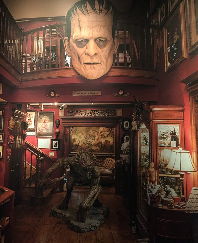 guillermo del toro living with monsters art gallery of toronto exhibit