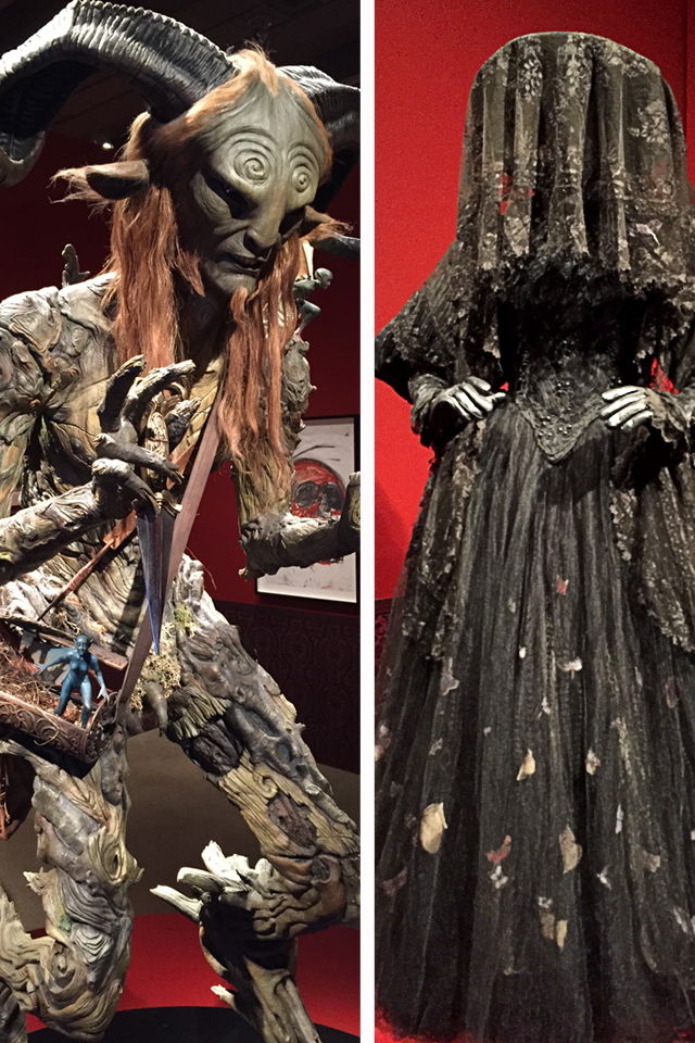 living with monsters exhibit guillermo del toro