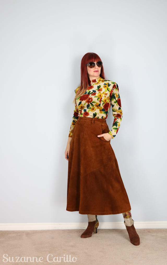 creating a style equation with vintage thrifted pieces suzanne carillo